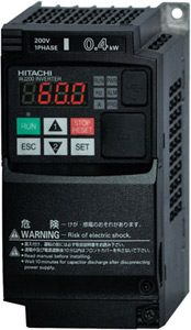 HITACHI Inverter WJ200-037LF