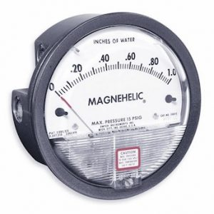 DWYER DPG Series 2000 Magnehelic