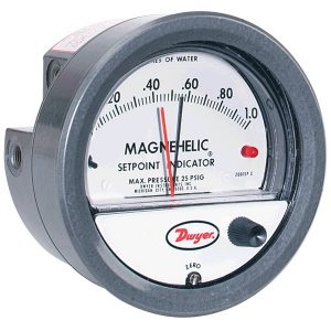 DWYER Series 2000-SP Magnehelic