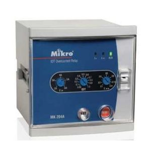 Mikro Overcurrent Relay 204A-240A